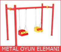 METAL OYUN ELEMANI